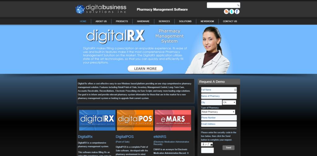 DIGITAL-RX.COM (2014)