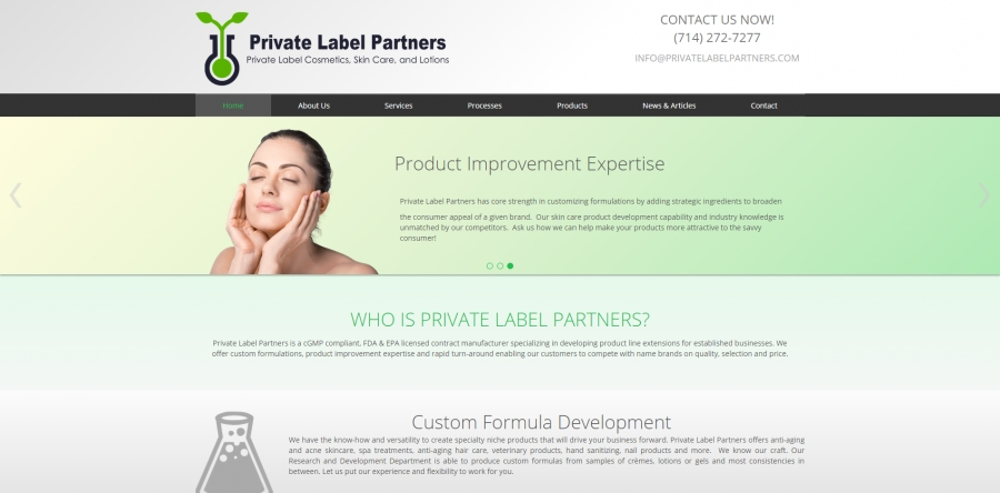 PRIVATELABELPARTNERS.COM